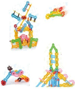 kiti kits Educational Building Smart Assembly Blocks Game For Your Child(HCCD ENTERPRISE)
