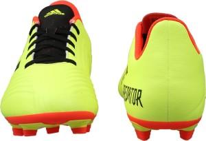 more photos 2dc4e 996d0 ADIDAS PREDATOR 18.4 FXG Football Shoes For MenYellow