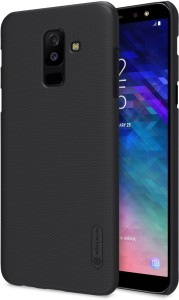 Nillkin Back Cover for Samsung Galaxy A6 Plus 2018 Frosted Hard Dotted Back