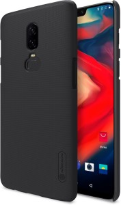 Nillkin Back Cover for OnePlus 6 Frosted Hard Dotted Back