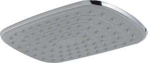 Hindware SingleFlow OHShower 300x180mm ABS-Chrome Shower Head