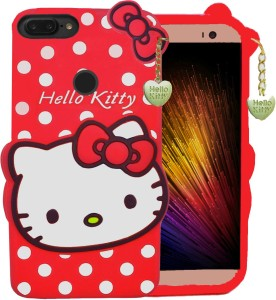 best service 94e71 0d8a7 Yofashions Back Cover for OnePlus 5TRed, Dual Protection, Rubber