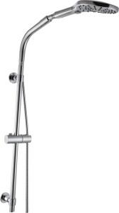 Hindware Exp Rain Sh- Brass(OH Sh+ HS+Soap Dish) Shower Head