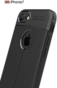 Assault Back Cover For Apple Iphone 8 Space Grey 64gb Black Rubber