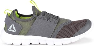 REEBOK HURTLE RUNNER Running Shoes For Men Grey Best Price in India ... ad4756f8e26