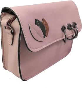 03e595c02e4 Uno Covers Girls Evening Party Casual Formal Pink Rexine Sling Bag Best  Price in India | Uno Covers Girls Evening Party Casual Formal Pink Rexine  Sling Bag ...