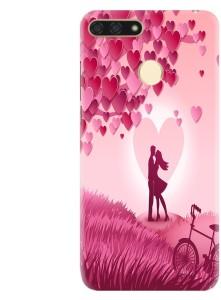 Shaurya enterprises Back Cover for Honor 7A