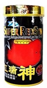Ocean Free XO Ocean Free Super RedSyn For Flowerhorn Fish ( 100 G ) Genuine  Product  100 g Dry Fish Food