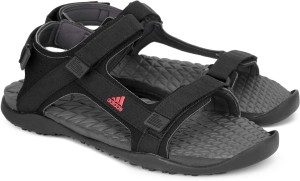 4a1abf4b4 ADIDAS Men CBLACK SCARLE GREFIV Sports Sandals Best Price in India ...