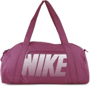 7dce28e47c53 Nike W NK GYM CLUB Travel Duffel Bag Pink Best Price in India