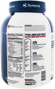 Dymatize ISO 100 Whey Protein14 Kg Birthday Cake