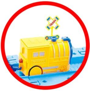 9ebf5410c85 Webby Educational Kids Building Block Train Set 45 Pcs Multicolor ...