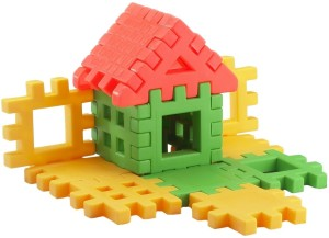 Eminent India Building Blocks Early Learning Toy for kids and toddlers