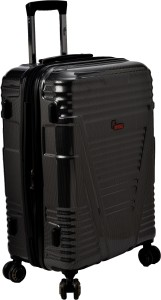 F Gear Valkyrie Polycarbonate Expandable  Cabin Luggage - 22 inch
