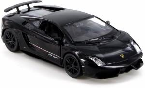 Rmz City Lamborghini Gallardo Lp570 4 Superleggera 555998 Black Best