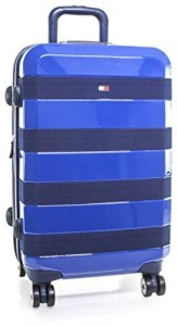 Tommy Hilfiger Solid Hard Body Expandable  Check-in Luggage - 32 inch