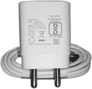 nebulla Charger Mobile Charger White