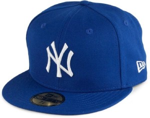 6cdd9ec6bfd69 FAS Embroidered Blue NY Hip hop and Snapback Cap Best Price in India ...