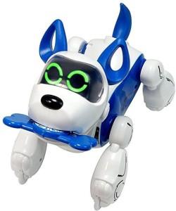 Silverlit Pupbo- A lifelike smart robot voice controlled puppyBlue