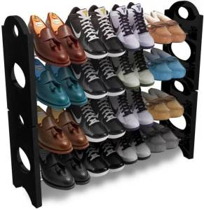 Bell Plastic Shoe Stand