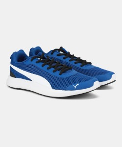 5faae516b7a Puma Echelon V1 IDP Running Shoes For Men Blue Best Price in India ...