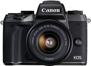 Canon M5 DSLR Camera EF-M15-45 IS STM