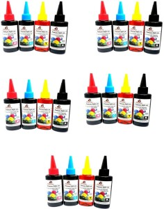 odyssey ink for refill of all kinds of hp and canon inkjet printer cartridges Multi Color Ink