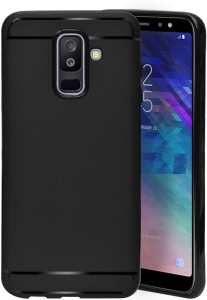 76bcc04e4 ZEDFO CASE Back Cover for Samsung galaxy J8 2018 Black Dual ...