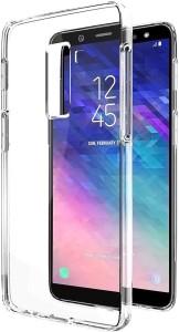 best service 39e90 2f676 Fashionury Back Cover for Samsung Galaxy J8Transparent, Grip Case, Flexible  Case