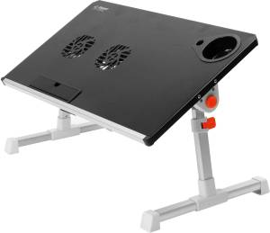 Flipkart SmartBuy Metal Portable Laptop Table