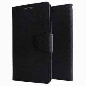 online store a2998 a760c Hoverkraft Flip Cover for OPPO Realme 1Black, Dual Protection, Cloth,  Artificial Leather
