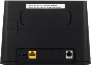Huawei B310 CPE 4G HOTSPOT UNLOCKED ALL SIM SUPPORTED WIFI RouterBlack