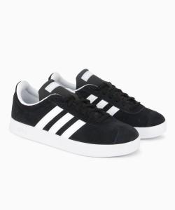 ADIDAS VL COURT 2 0 Sneaker For Women Black Best Price in India ... e1d38d887