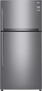 LG 630 L Frost Free Double Door 3 Star Refrigerator
