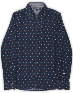 tommy hilfiger casual shirts