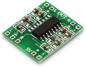 NOBILITY Super Mini Digital Audio Amplifier Board PAM8403 Class D for 2*3w  Speaker 5V DC Internal Sound Card2 Audio Channel