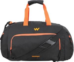 7d5e6d64c83c Wildcraft Flip Duf 2 Travel Duffel Bag Black Best Price in India ...