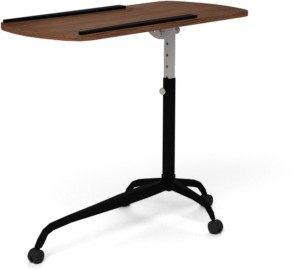 Godrej Interio Compact Metal Office Table Free Standing Finish Color