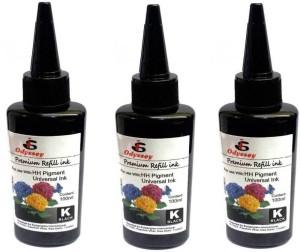 odyssey refill ink black for DeskJet Ink Advantage 4535 All-in-One Multi-function Wireless Printer Single Color Ink