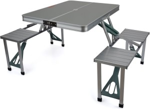 Inditradition Folding Picnic Table u0026 Chair Set Portable Ideal for C&ing u0026 Hiking  sc 1 st  Buyhatke & Inditradition Folding Picnic Table Chair Set Portable Ideal for ...