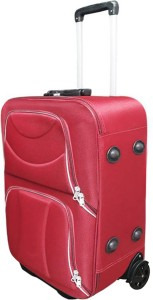 AdevWorld CLASSIC STYLE TURBO WHEEL Expandable  Check-in Luggage - 26 inch