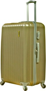 Mofaro STANDARD LOOK TRENDY ABS Expandable  Check-in Luggage - 26 inch