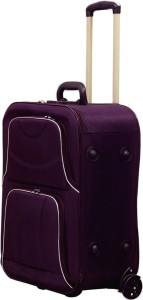 MOFKOF ROYAL LOOK TURBO WHEEL Expandable  Check-in Luggage - 26 inch