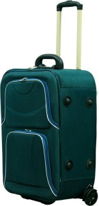 MOFKOF CLASSIC COZZY TURBO WHEEL Expandable  Check-in Luggage - 23 inch