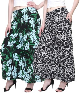 Tashi Flared Women's Black Trousers
