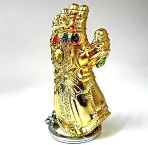 Marvel Thanos Gauntlet Avengers Infinity war (Gold) Key Chain