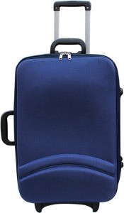 AdevWorld PREMIUM COZZY Expandable  Check-in Luggage - 23 inch