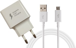 Clickplick Android USB 2.0 Mobile Charger White