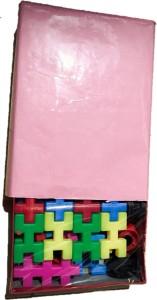 SDH Enterprises Skill Development Kit, Wheel blocks for kids, Imaginational blocks for kids