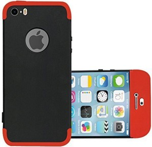 Trendycart Back Cover for Apple iPhone 5s, 3 in 1 360 Degree Full Front & Back Protection Luxury Case